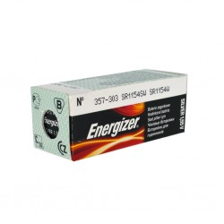 Buttoncell Energizer 357-303 SR1154SW Τεμ. 1