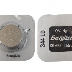 Buttoncell Energizer 344-350 SR1136SW SR1136W Τεμ. 1