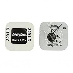 Buttoncell Energizer 329 SR731SW Τεμ. 1
