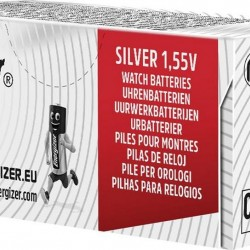Buttoncell Energizer 319 SR527SW SR64 Τεμ. 1