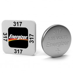 Buttoncell Energizer 317 SR516SW Τεμ. 1