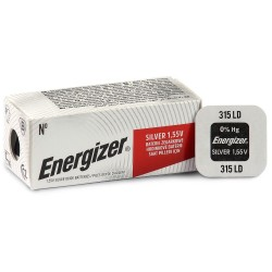 Buttoncell Energizer 315LD SR716SW 1.55V Τεμ. 1