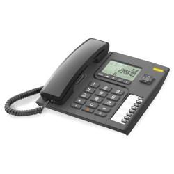 Σταθερό Τηλέφωνο Alcatel Temporis 76 Μαύρο