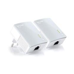 Powerline Adapter AV600 TP-LINK TL-PA4010 600Mbps v3.0 (2 τεμ)