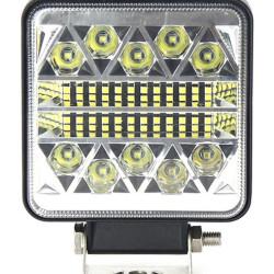 AMIO LED προβολέας AWL15, τετράγωνος, 2100lm, IP67, 42W, 9-36V