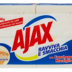 AJAX σαπούνι ρούχων Freshness of Marseille, 4x 150g