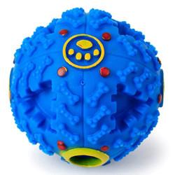 Παιχνίδι μπάλα για κατοικίδια ANM-0008, 12cm, μπλε