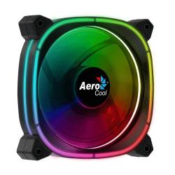 AEROCOOL LED ανεμιστήρας ASTRO-12, 6-pin connector, 120mm, ARGB