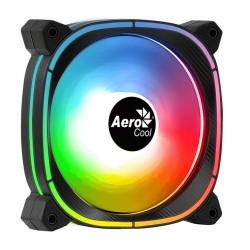 AEROCOOL LED ανεμιστήρας ASTRO-12F, 6-pin connector, 120mm, ARGB