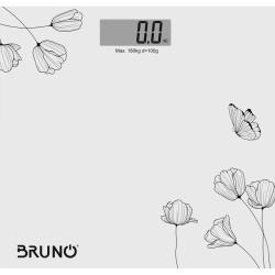 BRUNO ψηφιακή ζυγαριά BRN-0055, έως 180kg, λευκή