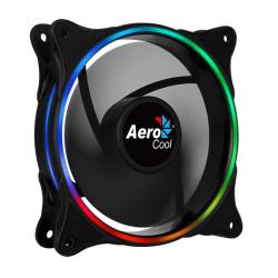 AEROCOOL LED ανεμιστήρας ECLIPSE-12, 6-pin connector, 120mm, ARGB