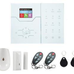 POWERTECH ασύρματος πίνακας συναγερμού HA-VGW Kit, LCD, WiFi