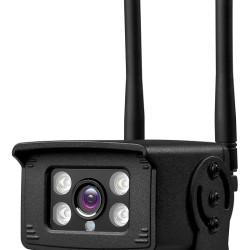 INNOTRONIC 4G κάμερα ICH-B30H, 5MP Sony, IP66, μαύρη