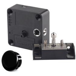 KERONG ηλεκτροπύρος KR-S61F, με RFID reader, μαύρος