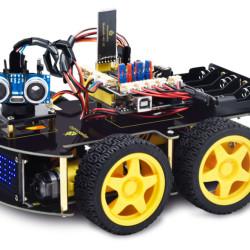 KEYESTUDIO 4WD BT robot car V2.0 kit KS0470, για Arduino