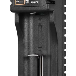 LIITOKALA φορτιστής LII-100B για μπαταρίες NiMH/CD, Li-Ion, IMR, 1 slot