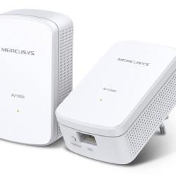 MERCUSYS Powerline MP500 Kit, AV1000 Gigabit, Ver: 1.0
