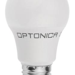 OPTONICA LED λάμπα A60 1774, 9W, 6000K, E27, 806LM