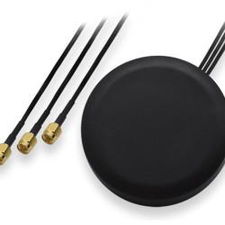 TELTONIKA κεραία combo SISO Mobile/GNSS/Wi-Fi PR1KCS28, SMA, IP67