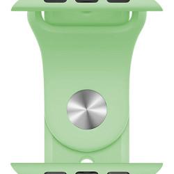 ROCKROSE band σιλικόνης Rough Jade για Apple Watch 42/44mm, mint