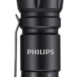 PHILIPS φορητός φακός LED SFL1000P-10, 1000 series, 70lm, μαύρος