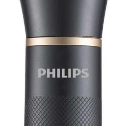 PHILIPS επαγγελματικός φακός LED SFL7000T-10, 7000 series, 400lm, μαύρος