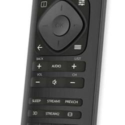 PHILIPS τηλεχειριστήριο SRP4000 για τηλεοράσεις Philips