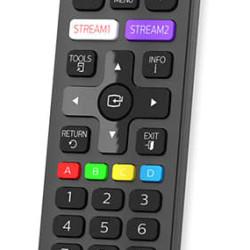 PHILIPS τηλεχειριστήριο SRP4010 για τηλεοράσεις Samsung
