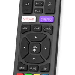 PHILIPS τηλεχειριστήριο SRP4030 για τηλεοράσεις LG