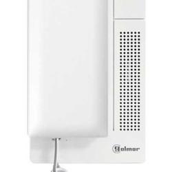 GOLMAR θυροτηλέφωνο T-510R, universal, λευκό